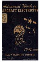 Cover of: Advanced Work In Aircraft Electricity